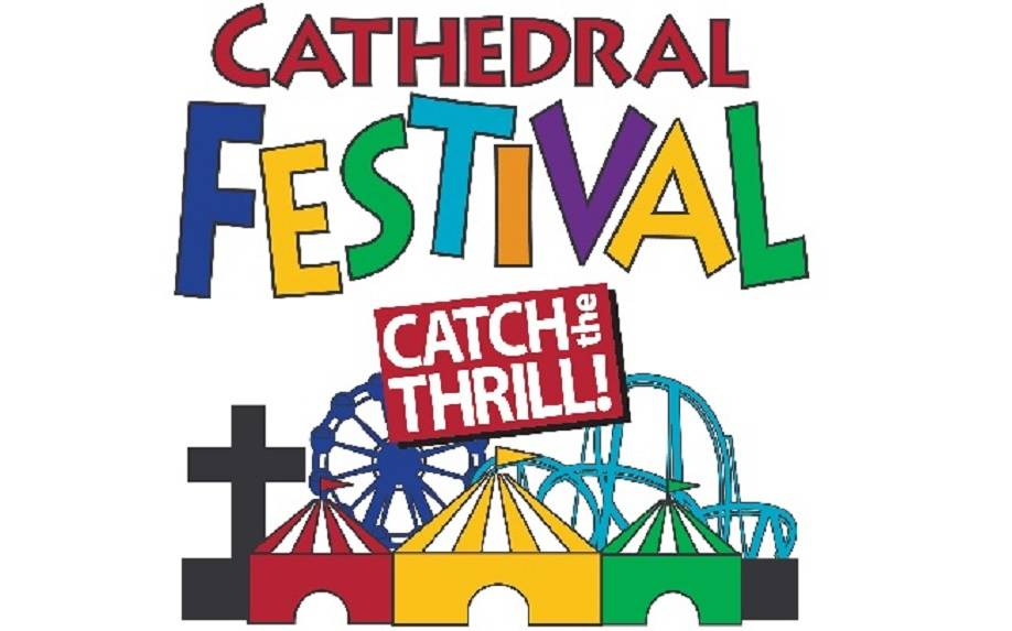 Cathedral Festival Logo.
